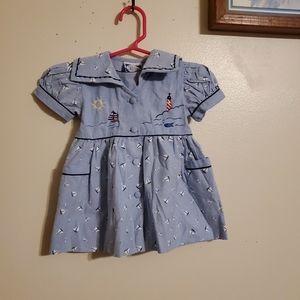 Vintage | Sailor Dress
